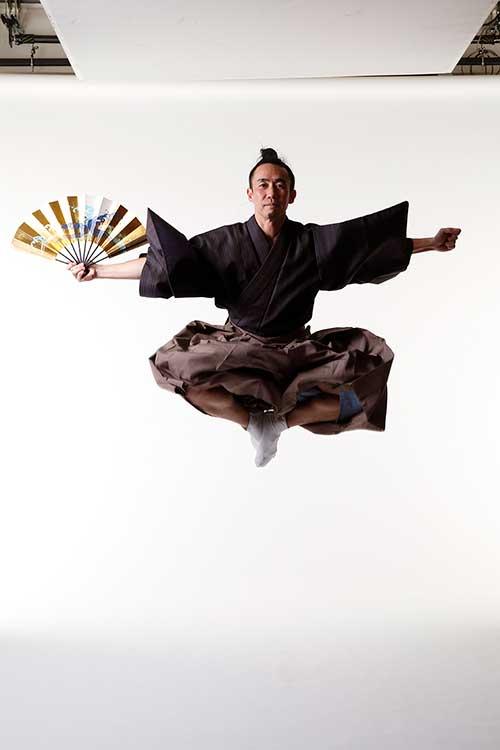 Ceremonia del té. Foto : Kouichi Uchida